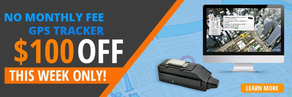 GPS Tracker Sale