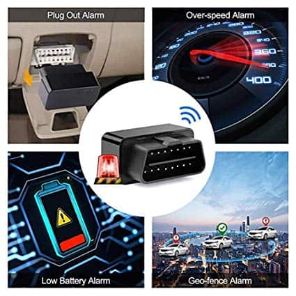 OBD GPS Tracking Device