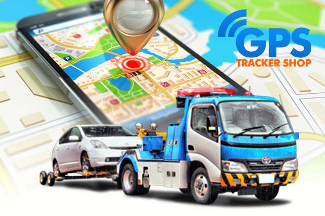 Tow Truck GPS Tracker