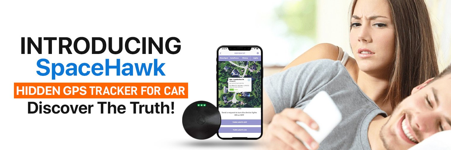 Cheating Spouse GPS Tracker